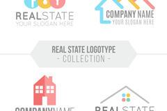 创意房地产logo矢量图