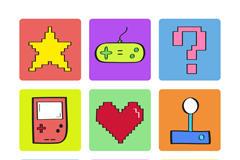 数码游戏图标