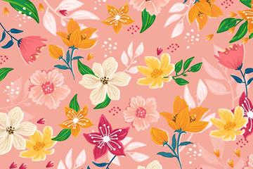 植物花卉背景图