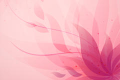 现代风花卉背景图