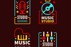 音乐符号图标