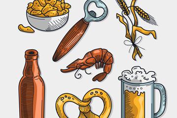 啤酒节主题图片
