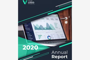 年度报告ppt模板