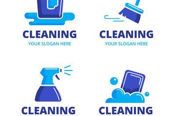 清洁标志图标