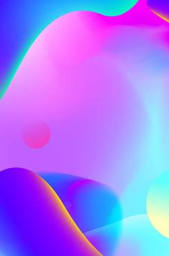 蓝紫渐变图片