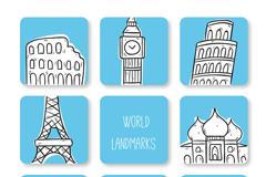 世界地标建筑图片