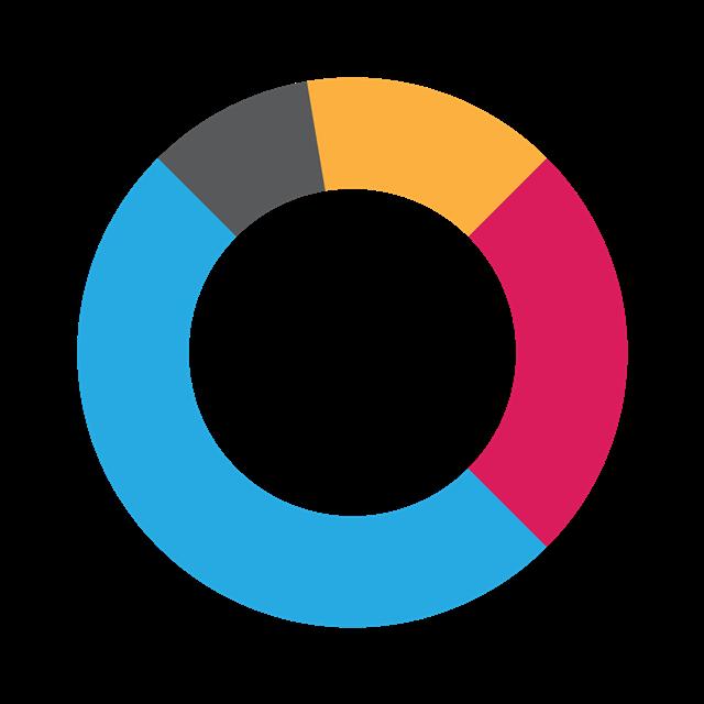 圆形互联网图标