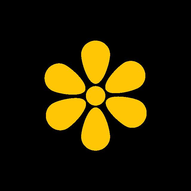 花瓣logo矢量图
