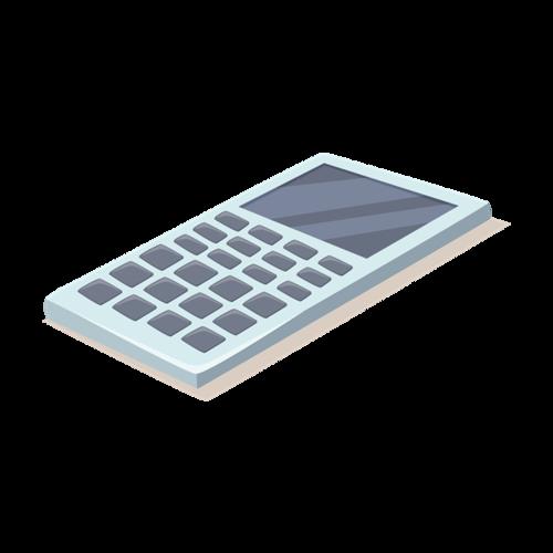 计算器矢量图
