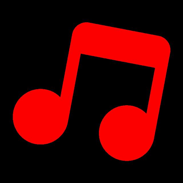 好看的音乐图标矢量图
