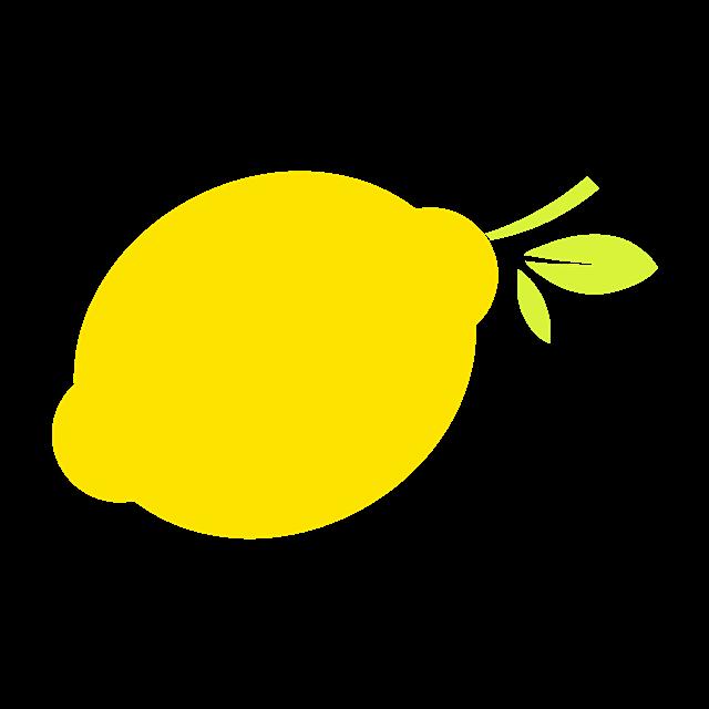 柠檬图标图片