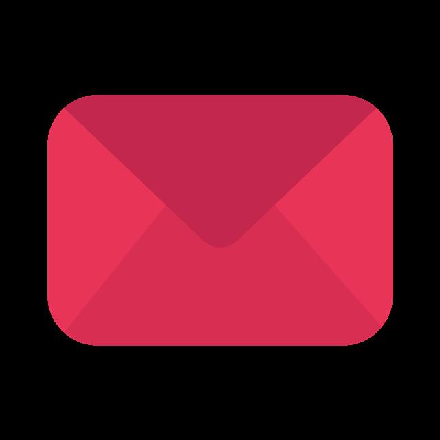 邮箱信封图标矢量图
