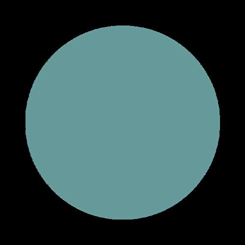 圆形青色背景图