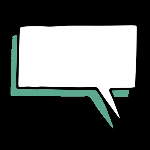 简约语音对话框