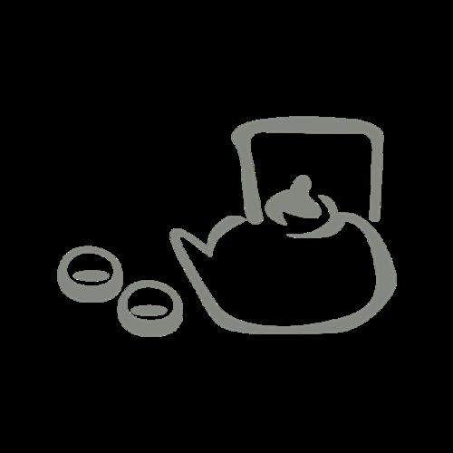 手绘茶具简笔画