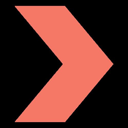 右箭头logo图标