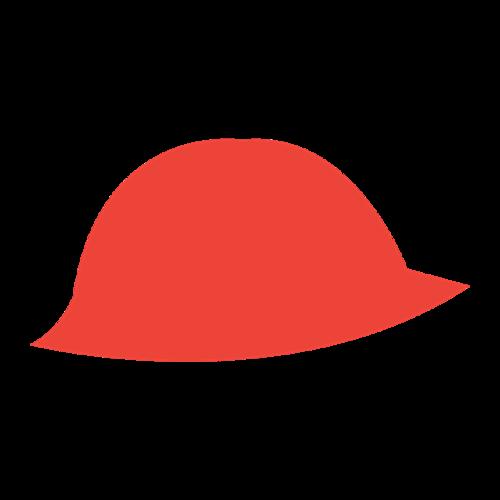 手绘帽子图片