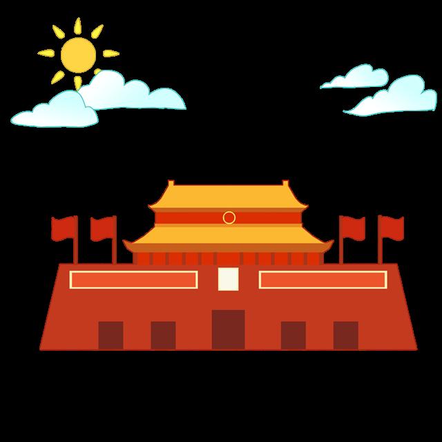 国庆节天安门高清图片