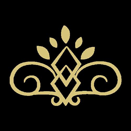古典皇冠花纹图案