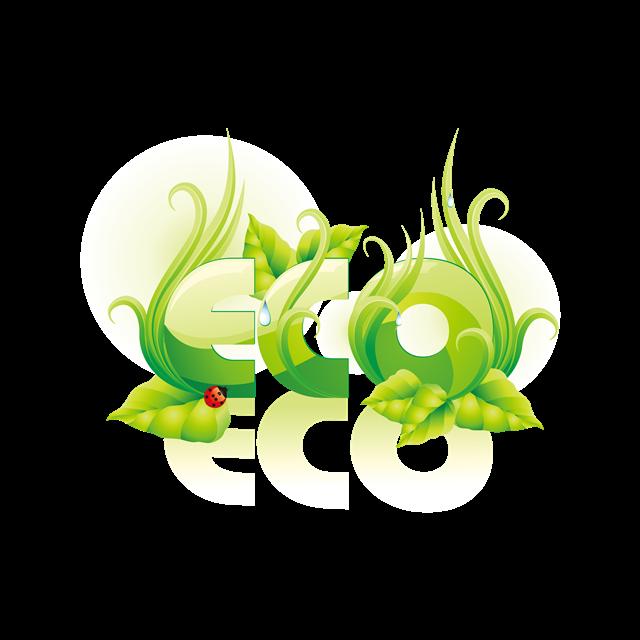 绿色环保标示设计