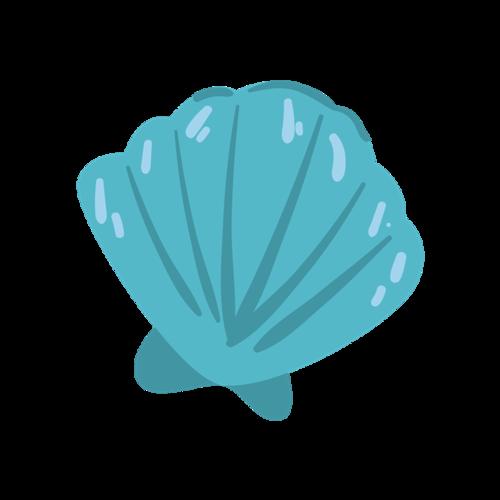 贝壳矢量图