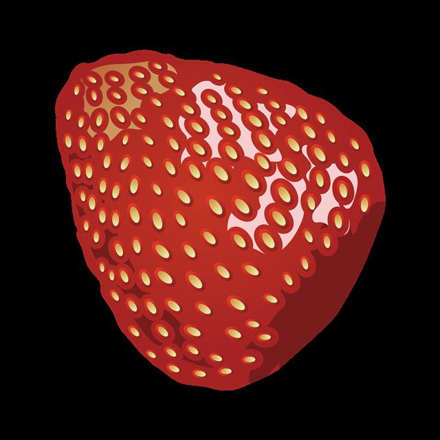 3d草莓素材