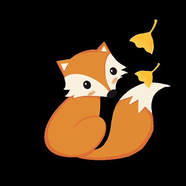 可爱狐狸图片