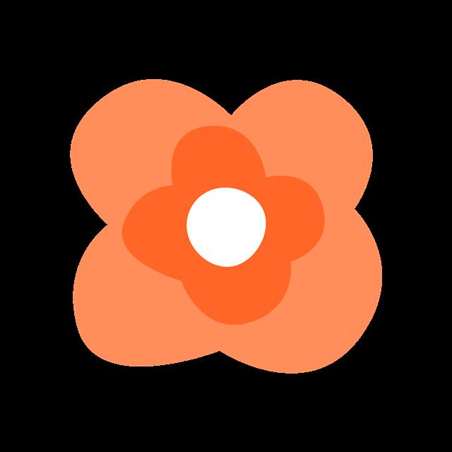 抽象花朵图片