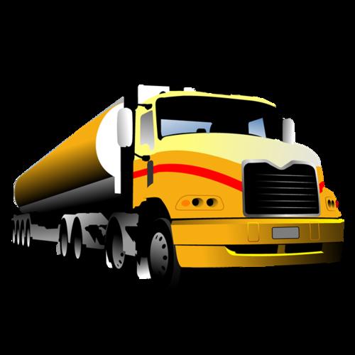 油管运输车图片
