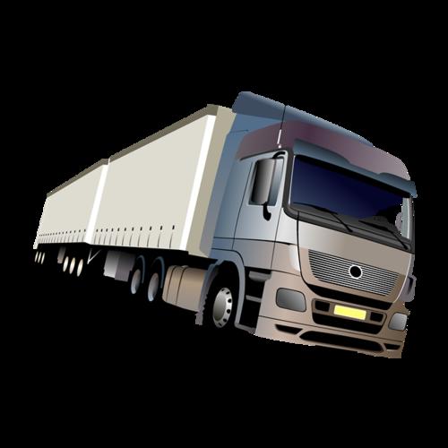 加长货车设计效果图
