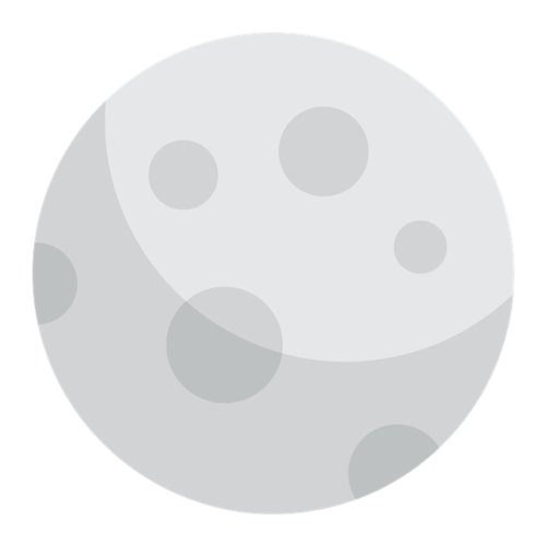 宇宙星球矢量图