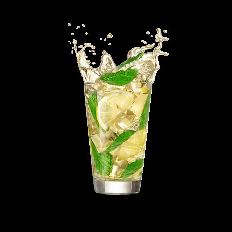 柠檬水矢量图