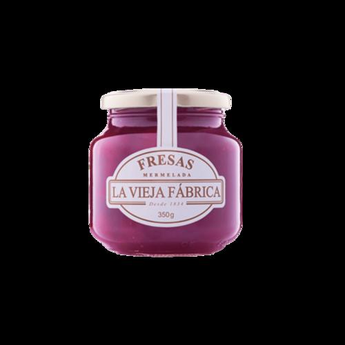 蓝莓果酱瓶图片