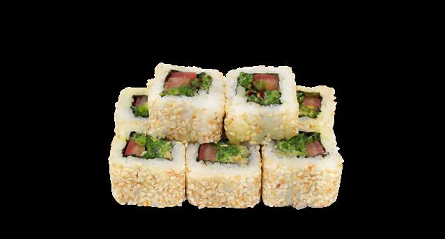 传统寿司图片