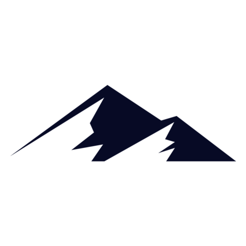 几何山峰图片