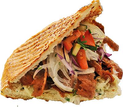 肉夹馍美食素材