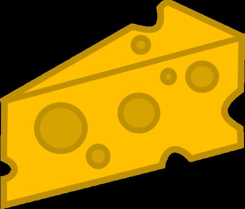 奶酪芝士矢量图