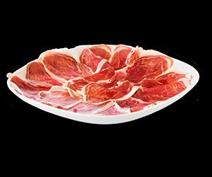 火腿肉片图片
