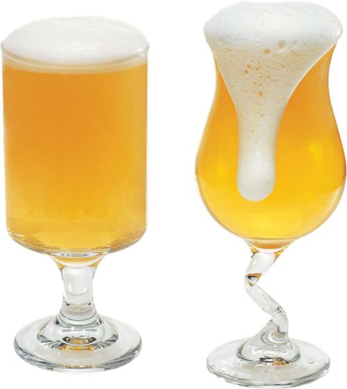 啤酒真实图片