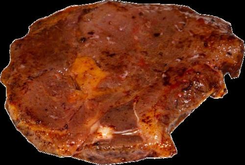 腌制的牛排