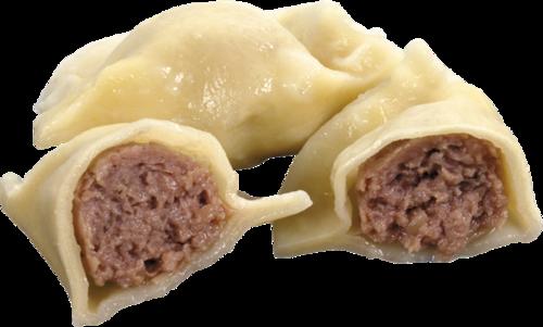 牛肉馅饺子图片