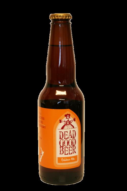 真实瓶装啤酒图片