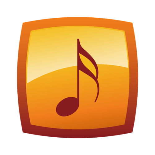 音乐logo设计