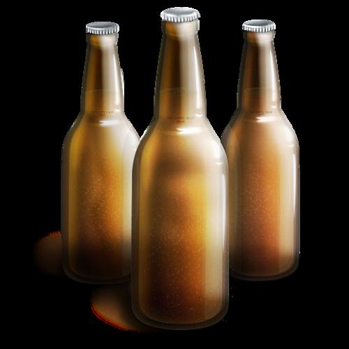 经典瓶装啤酒图片