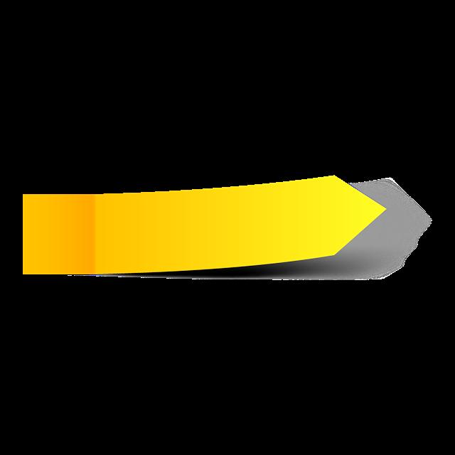 黄色便利贴