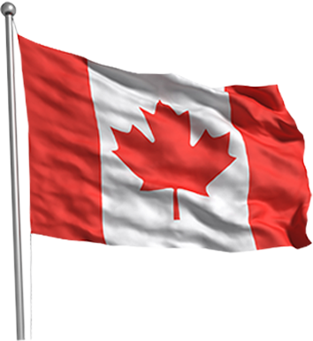 加拿大枫叶国旗