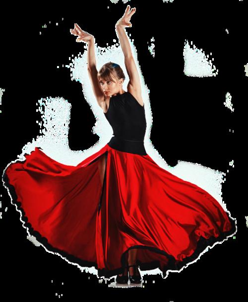 西方美女跳舞图片
