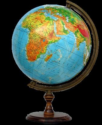 世界地球仪图片