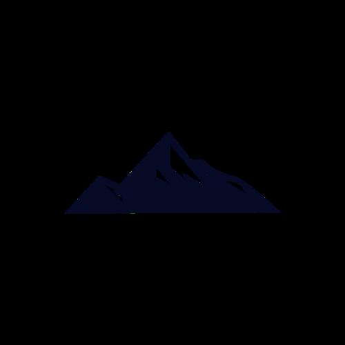 创意山脉标志设计