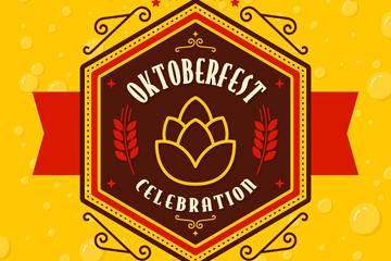 啤酒节海报设计素材